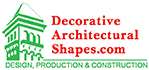 Decorative Architectural Shapes Logo